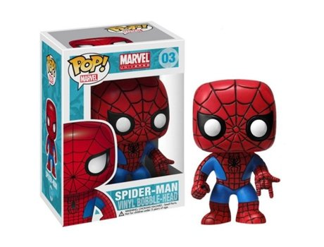 Figura FUNKO Pop! Marvel: The Amazing Spiderman 2 - Spiderman