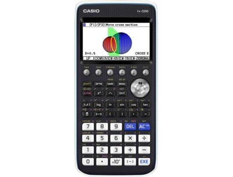 82e8130ef4e Calculadora Gráfica CASIO FX-CG50