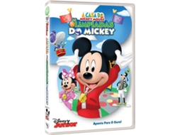 DVD A Casa Mickey Mouse: As Olimpíadas do Mickey — Animação