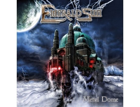 CD Emerald Sun - Metal Dome