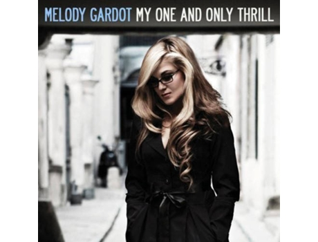 CD Melody Gardot - My One and Only Thrill — Jazz