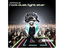 CD Jamiroquai - Rock Dust Light — Pop-Rock
