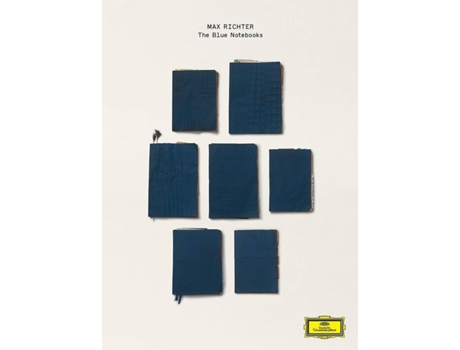 CD Max Richter - Max Richter: The Blue Notebooks-Super Deluxe — Clássica