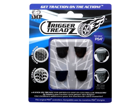 Grips TRIGGER TREADZ PS4 — PS4