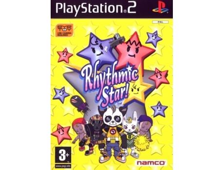 Jogo PS2 Rhythmic Star