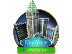 Puzzle 3D WREBBIT NY Financial District — 925 peças