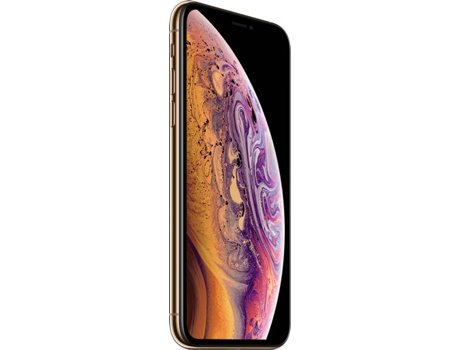 iPhone XS APPLE (5.8'' - 4 GB - 64 GB - Dourado)