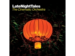 CD The Cinematic Orchestra - LateNightTales