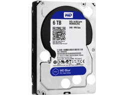 Disco Interno 3.5'' WESTERN DIGITAL  6TB Caviar Blue WD60EZRZ — 3.5'' | 6 TB | SATA3 6 Gb/s