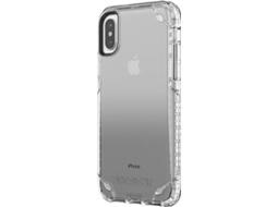 Capa GRIFFIN Strong iPhone X, XS Transparente — Compatibilidade: iPhone X, XS