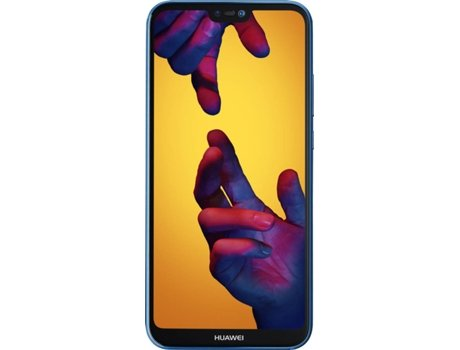 Smartphone HUAWEI P20 Lite 64GB Azul — Android 8.0 / 5.84'' / Octa-core 4x2.36 + 4x1.7 GHz / 4GB RAM / Dual SIM