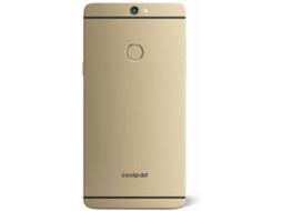 Smartphone COOLPAD Max 8 64 GB Dourado — Android 5.1 | 5.5'' | Octa-core 1.5 GHz | 4GB RAM | Dual SIM