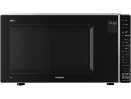 Micro-ondas WHIRLPOOL MWP 303 SB (30 L - Com Grill - Preto)