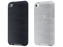 Pack 2 Bolsas iPod  4G BELKIN Grip Groove F8Z652CWC0 — Compatibilidade: iPod Touch