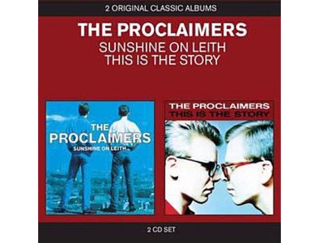 CD The Proclaimers - Sunshine On Leith / This Is The Story