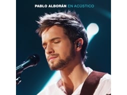 CD+DVD Pablo Alboran En Acustico — Pop-Rock