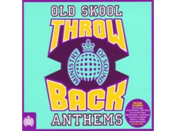 CD Throwback Old Skool Anthems
