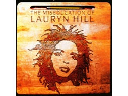 CD Lauryn Hill - The Miseducation Of Lauryn Hill