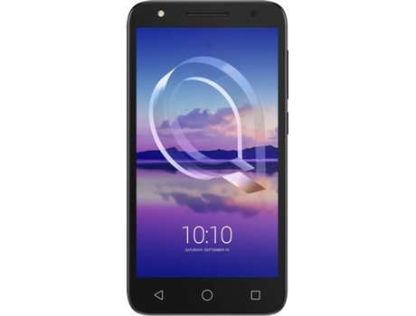 Smartphone MEO ALCATEL U5 HD 8 GB Preto — Android 7.0 | 5.0'' | Quad-core 1.25 GHz | 1GB RAM | Desbloqueado MEO