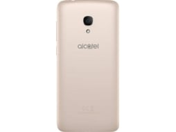 Smartphone ALCATEL 1X 16 GB Dourado — Android 8 | 5.3'' | Quad-Core | 2 GB RAM | Dual SIM