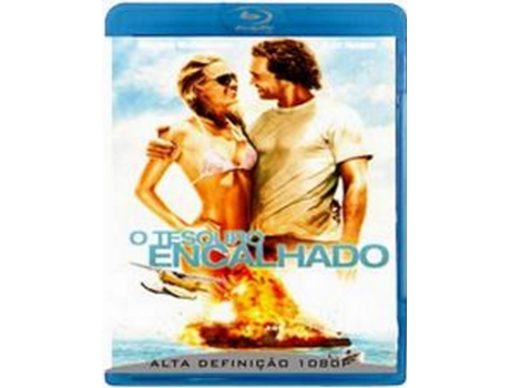 Blu-Ray O Tesouro Encalhado — De: Andy Tennant | Com: Matthew McConaughey,Kate Hudson and Donald Sutherland