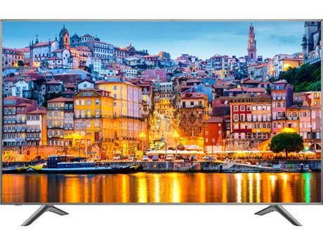 TV LED 4K Ultra HD 65'' HISENSE H65N5750 — 4K Ultra HD