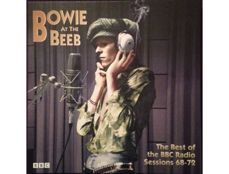 WARNER-MUSIC - Vinil David Bowie   Bowie At The Beeb