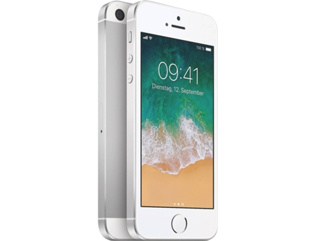 Smartphone APPLE iPhone SE 32GB Prateado — iOS 10 | 4.0'' | A9