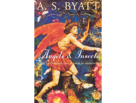 Livro Angels And Insects de A. S. Byatt