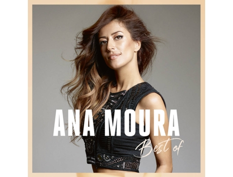 CD Ana Moura - Best Of — Fado