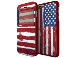 Capa I-Paint Double iPhone 6/6S Plus USA — Capa / iPhone 6/6S Plus