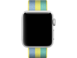 Bracelete APPLE 38 MM Pollen Woven Nylon — Bracelete | 38 MM