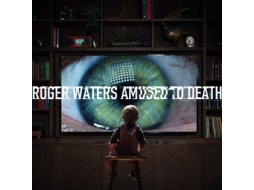 CD Roger Waters - Amused to Death — Pop-Rock