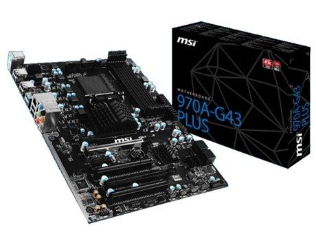 Motherboard MSI 970A-G43 Plus