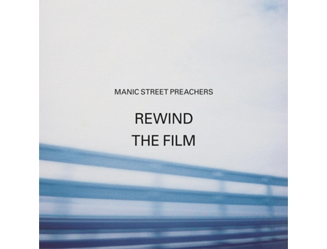 CD Manic Street Preachers - Rewind the Film — Pop-Rock