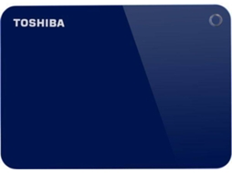 Disco  TOSHIBA 2.5'' 1TB ADVANCE Azul — 2.5'' | 1 TB | USB 3.0