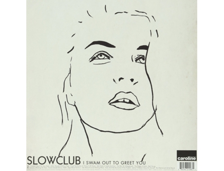 Vinil Slow Club - I Swam Out To Greet You — Pop-Rock Internacional