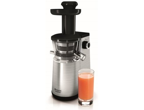Slow Juicer Hotpoint Sj15xl : Slow Juicer HOTPOINT Sj 4010 Ax1 Worten.pt