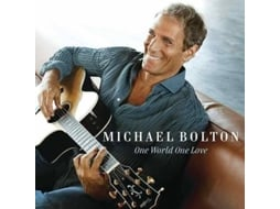 CD Michael Bolton - One World One Love — Pop-Rock