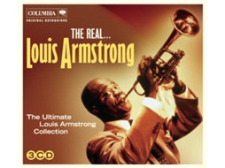 CD Louis Armstrong - The Real — Jazz