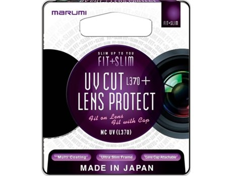 Filtro MARUMI Fit+Slim MC UV(L370) — 40,5MM