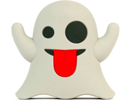 Powerbank MOJIPOWER Ghost (2600 mAh - 1 USB - 1 Micro-USB - Multicor) — 2600 mAh