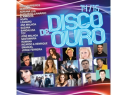 CD Disco de Ouro 2014/2015 — Portuguesa