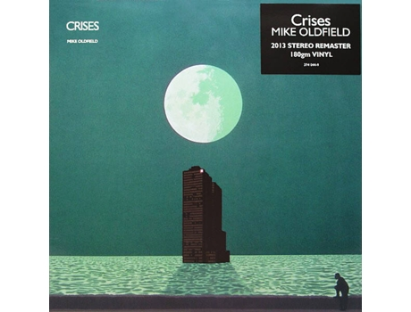 Vinil Mike Oldfield: Crises — Pop-Rock