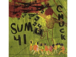 CD Sum 41 - Chuck — Pop-Rock