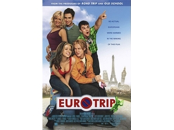 DVD Euro Trip — De: Jeff Schaffer | Com: Scott Mechlowicz, Jacob Pitts, Michelle Trachtenberg