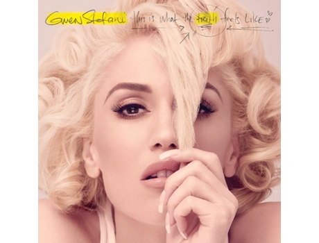 CD Gwen Stefani - This Is What The Truth Feels Like — Pop-Rock