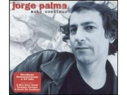 CD Jorge Palma - Acto Contínuo — Pop-Rock