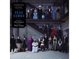 CD Dead Combo - Hotel Odeon — Alternativa/Indie/Folk