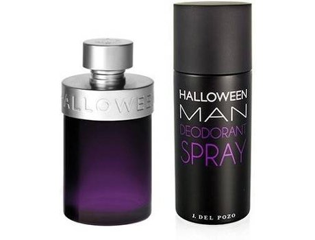 Coffret HALLOWEEN Man Urban Man Eau de Toilette + Deo Vap (125ml+150ml)